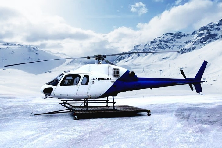 Airbus/Eurocopter AS 355N Exterior
