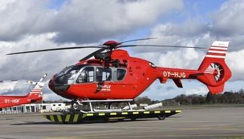 Airbus/Eurocopter EC 135 Exterior