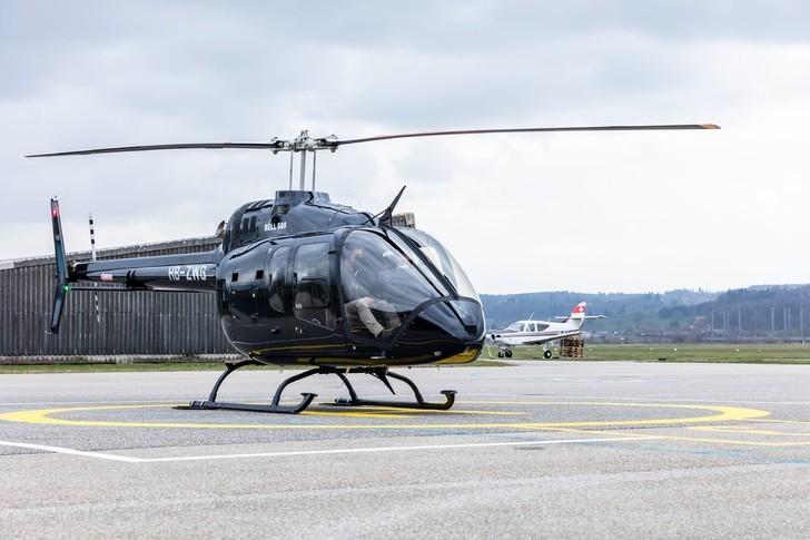 Bell 505 Jetranger X Exterior