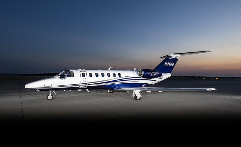 Cessna Citation CJ3+ Exterior