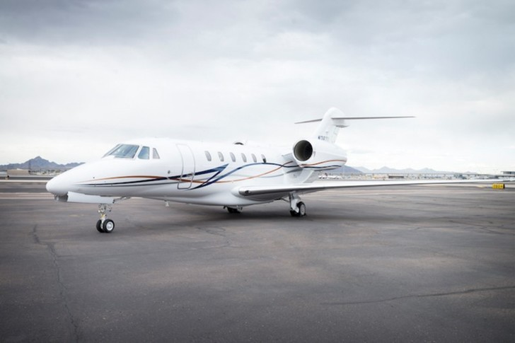 Cessna Citation X + Exterior