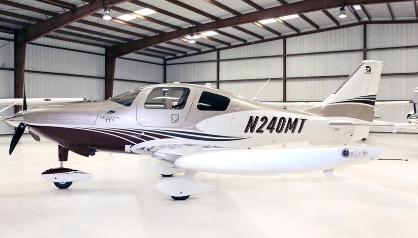 Cessna TTx Exterior