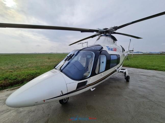 Agusta AW109E Power Exterior