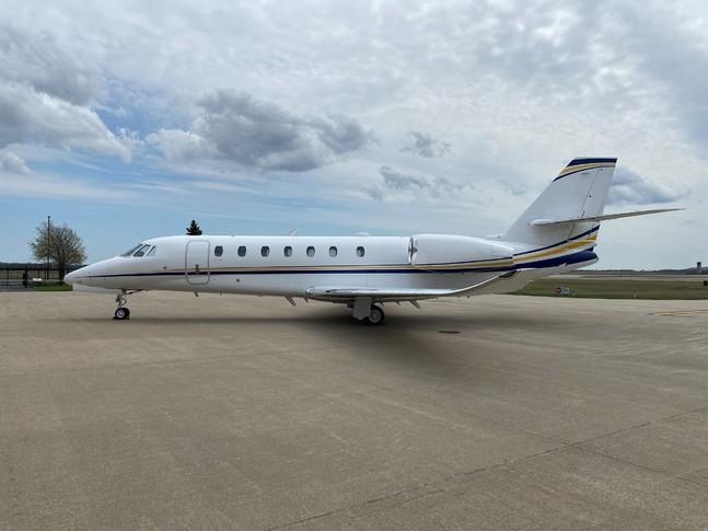 Cessna Citation Sovereign+ Exterior