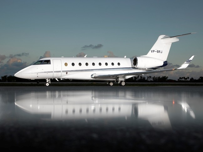 Gulfstream G280 Exterior