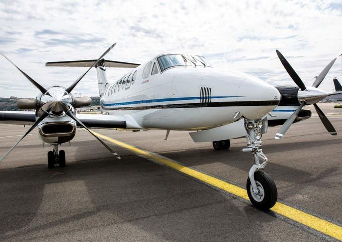 Beechcraft King Air 350i Exterior