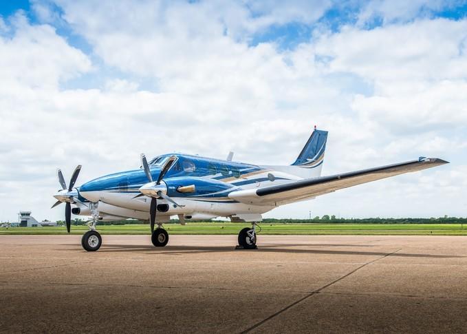 Beechcraft King Air E90 Exterior