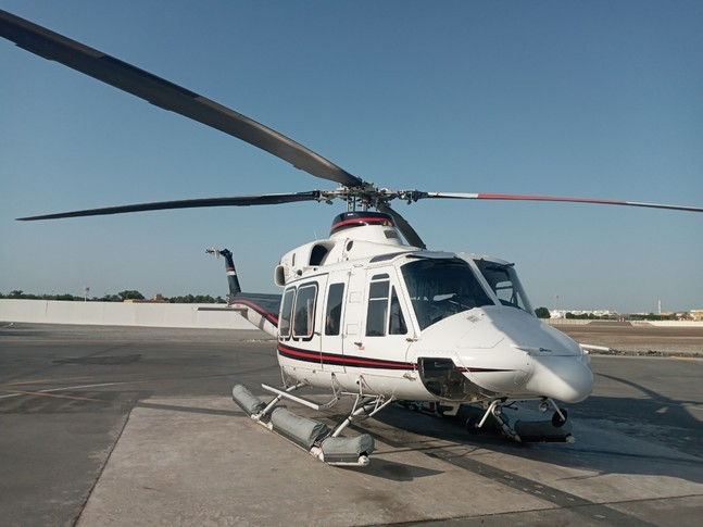 Bell 412EP Exterior