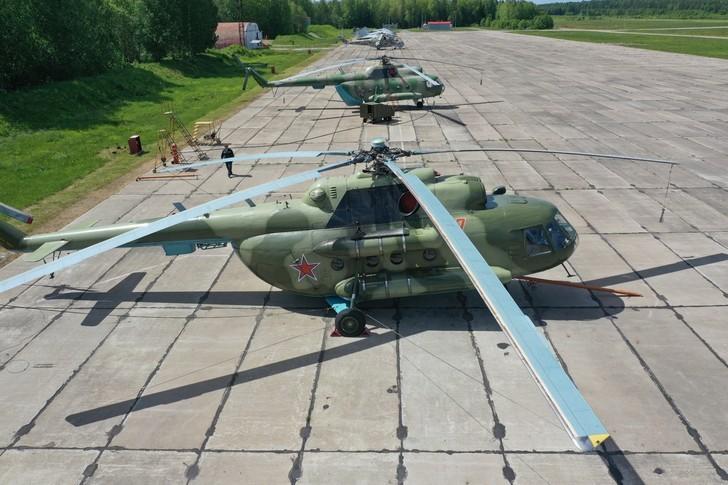 Mil Mi-8MTV-1 Executive Cabin