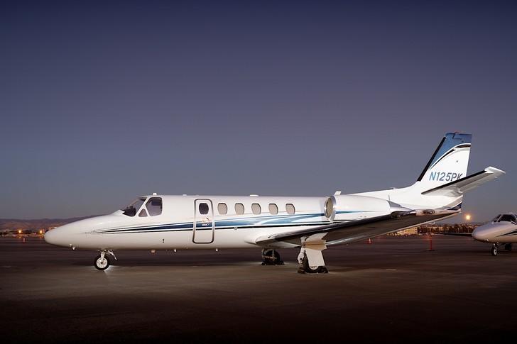 Cessna Citation Bravo Exterior