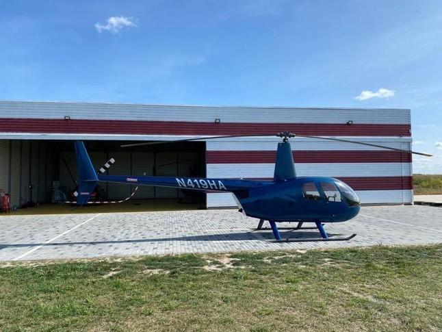 Robinson R44 Raven I Exterior