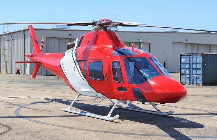 Agusta A119 Koala Exterior