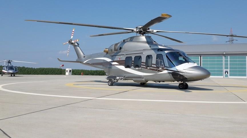 Leonardo AW139 Exterior