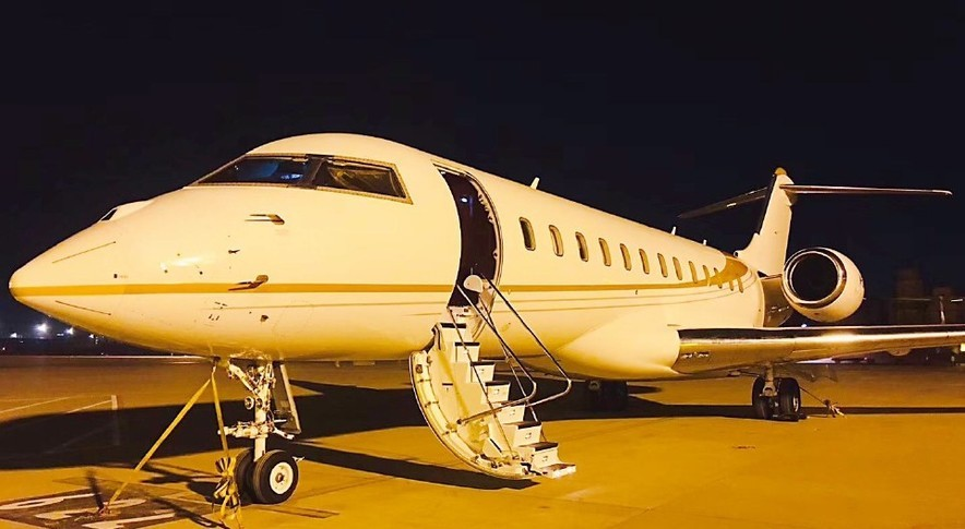 Bombardier Global Express XRS Exterior