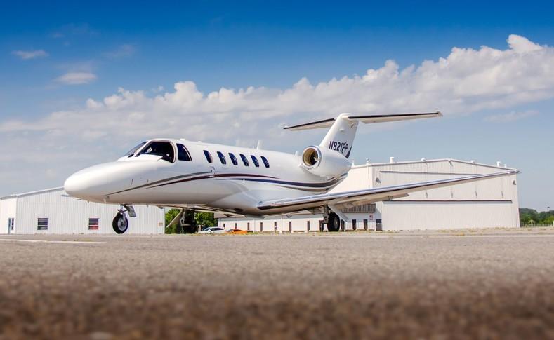Cessna Citation CJ2+ Exterior