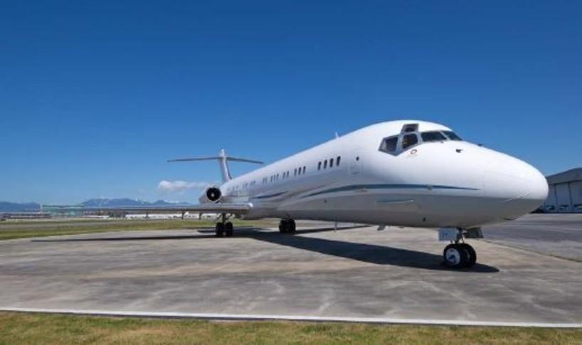 McDonnell Douglas MD-87 Exterior