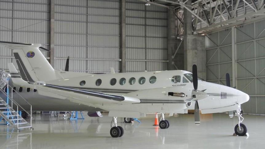 Beechcraft King Air B200 Exterior
