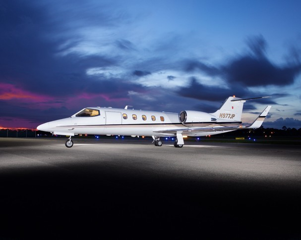 Bombardier Learjet 31A Exterior