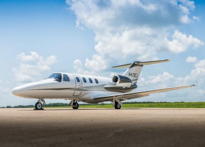 Cessna Citation CJ1 Exterior