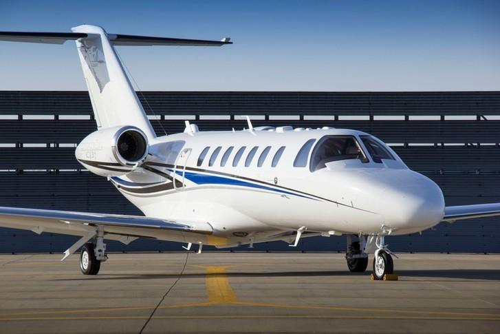 Cessna Citation CJ3 Exterior