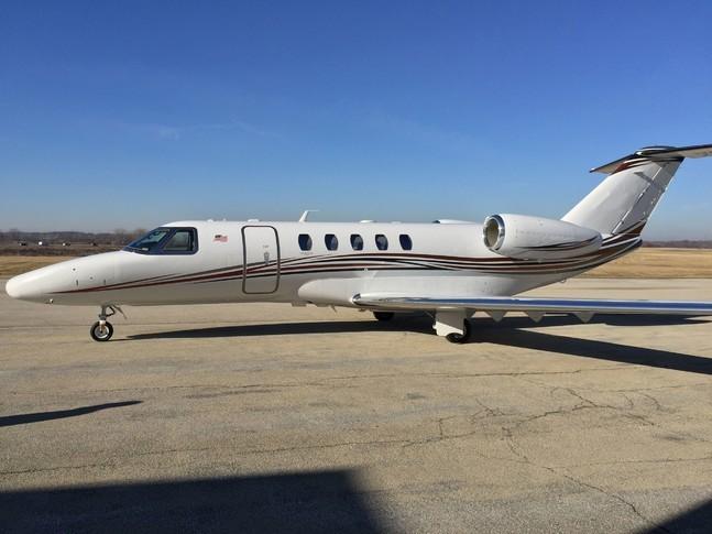 Cessna Citation CJ4 Exterior