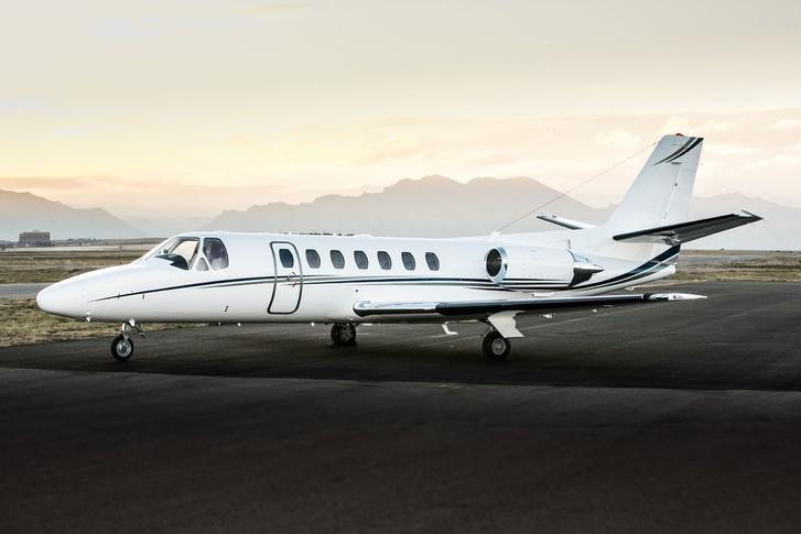 Cessna Citation Ultra Exterior
