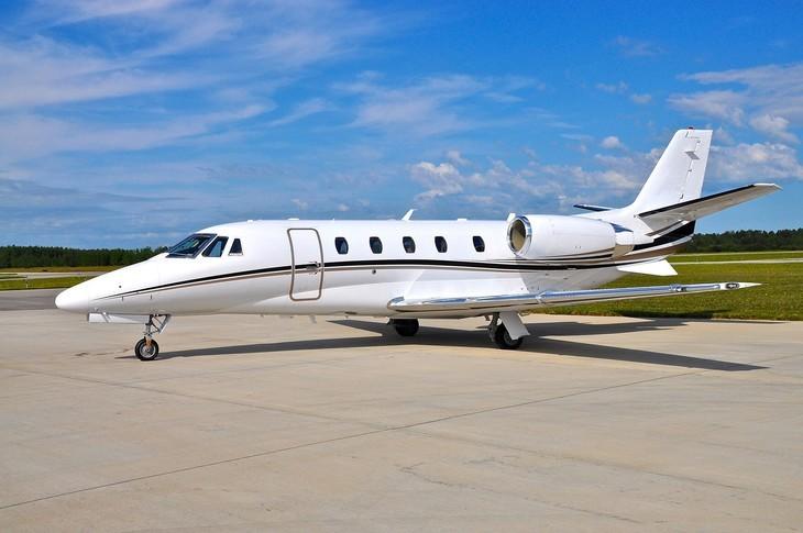 Cessna Citation XLS Exterior