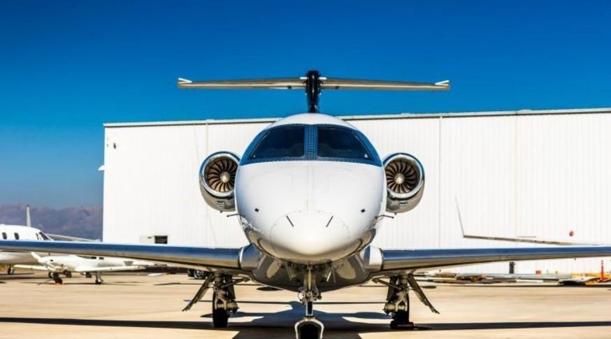 Embraer Phenom 300 Exterior