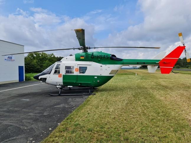 Airbus/Eurocopter BK 117 B-2 Exterior