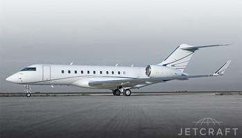 Bombardier Global 5000 Exterior