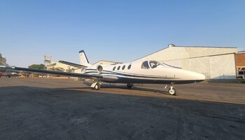 Cessna Citation I Exterior