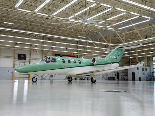 Cessna Citation M2 Exterior