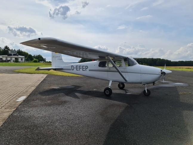 Cessna 172 Exterior
