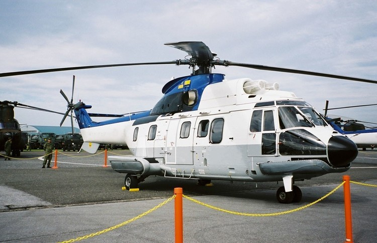 Airbus/Eurocopter AS 332L Exterior