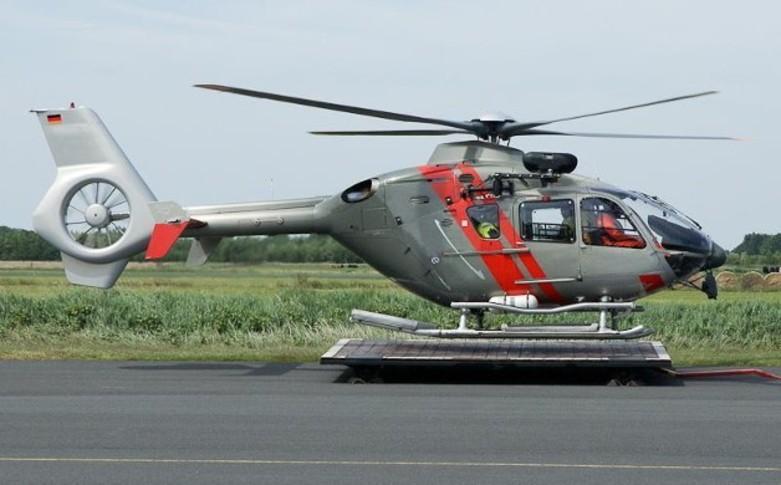 Airbus/Eurocopter EC 135P2+ Exterior