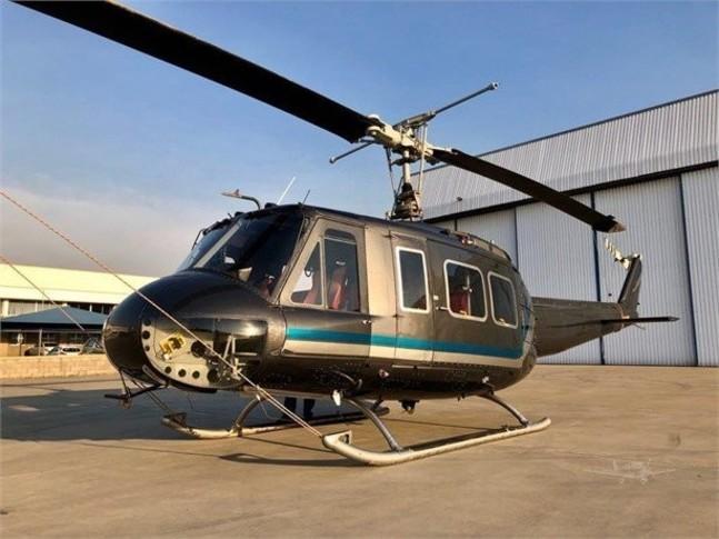 Bell UH-1H Exterior