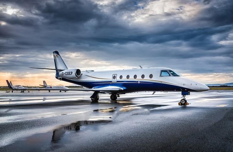 Gulfstream G150 Exterior