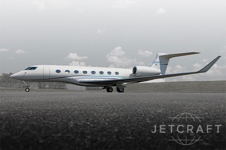 Gulfstream G650ER Exterior
