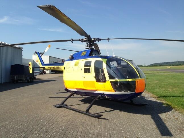 Airbus/Eurocopter BO 105C Exterior