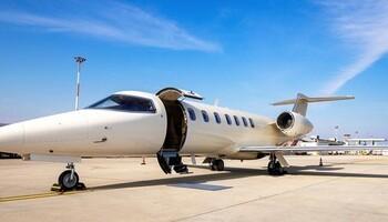 Bombardier Learjet 40 Exterior