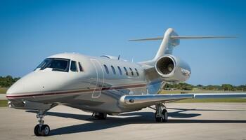 Cessna Citation X Exterior
