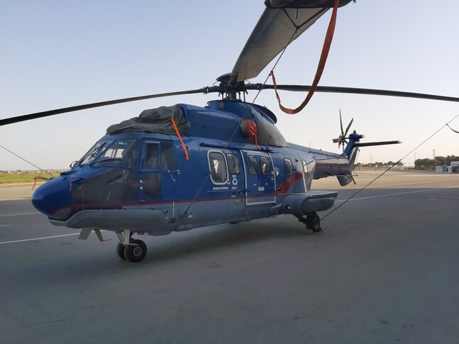 Airbus/Eurocopter AS 332 L1 Exterior