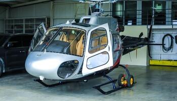 Airbus/Eurocopter AS 350B-3 Exterior