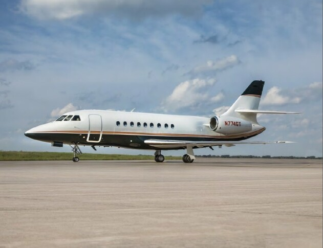 Dassault Falcon 2000 Exterior