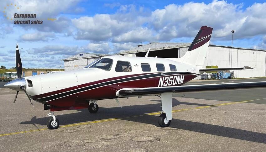 Piper M350 Exterior