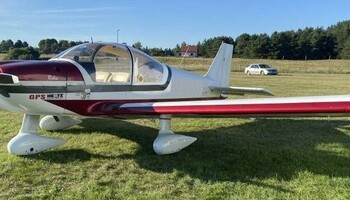 Robin HR-200/120B Exterior