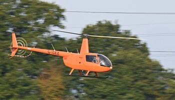 Robinson R44 Exterior