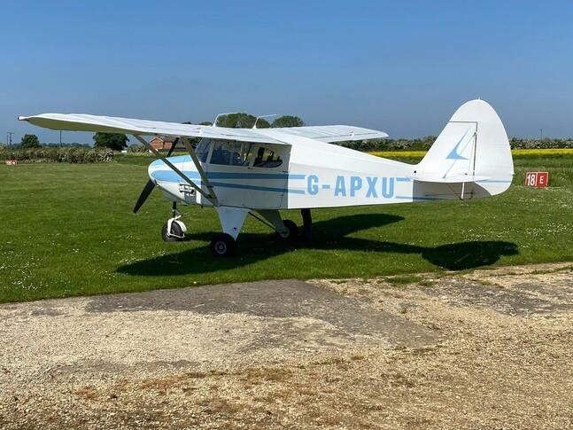 Piper Tri-Pacer Exterior