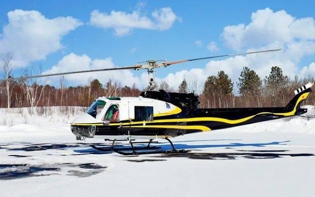Bell 204 1