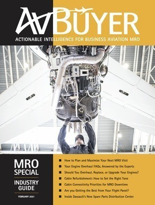AvBuyer MRO Special Edition 2021
